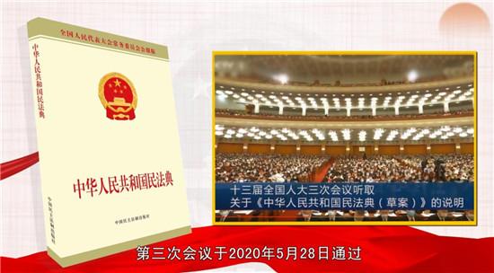 民法典宣传片