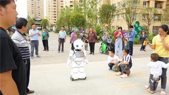 小律智慧普法与公共法律服务机器人